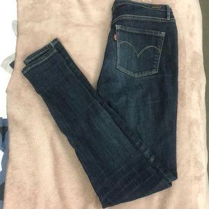 Levi's legging jean size 25